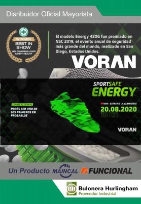 Lanzamiento Voran Sport Safe 20/8/2020