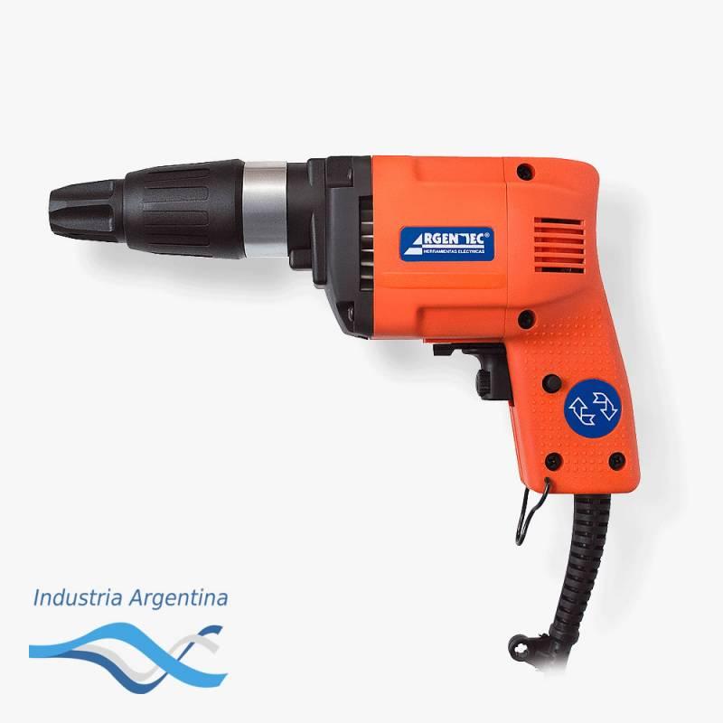 ATORNILLADOR ELECT 400W 1/4 V/V REV -- ARGENTEC