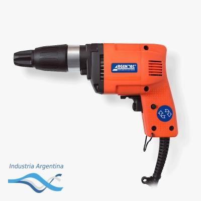 ATORNILLADOR ELECT 400W HEX1/4 V/V REV -- ARGENTEC