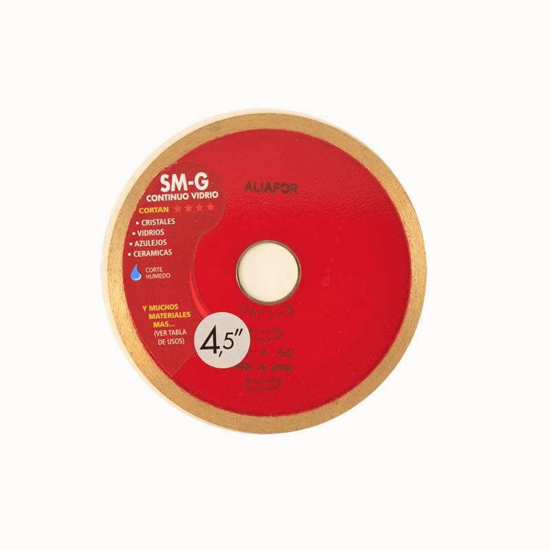 DISCO DE DIAMANTE 4.1/2/ SM-G -- ALIAFOR