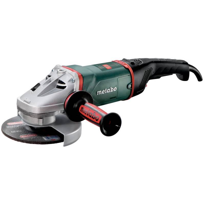 AMOLADORA 178 MM 2600W W26180 -- METABO