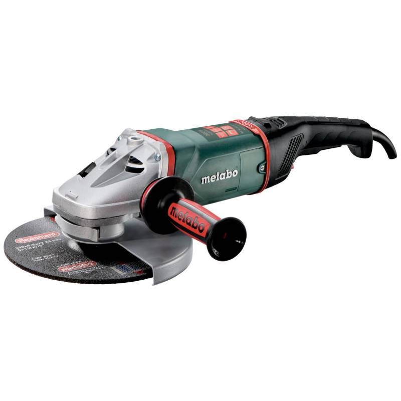AMOLADORA 230 MM 2600W WE26230 MVT QUICK METAB606475 -- METABO