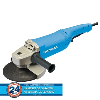 AMOLADORA 178 MM 2000W ELITE -- GAMMA