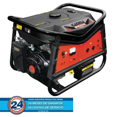 GRUPO ELECTROGENO 5.5KVA 4T 13HP 6500W A/E A/M -- GAMMA **