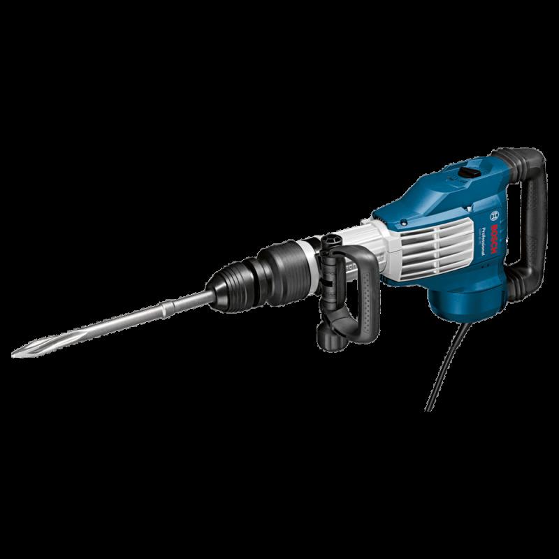 MARTILLO ELECT SDS MAX GSH 11 VC 1500W 25J DEMOLEDOR -- BOSCH 0.611.336.0H0 **