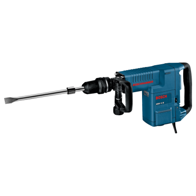 MARTILLO ELECT SDS MAX GSH 11 E 1500W 25J DEMOLEDOR -- BOSCH ** 0611316715