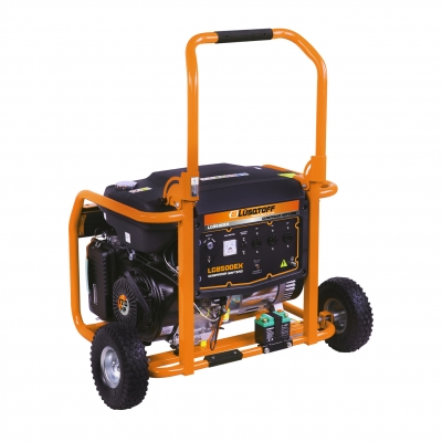 GRUPO ELECTROGENO 8.5KVA 4T 17HP MONOF 8500W A/M A/E -- LUSQTOFF**