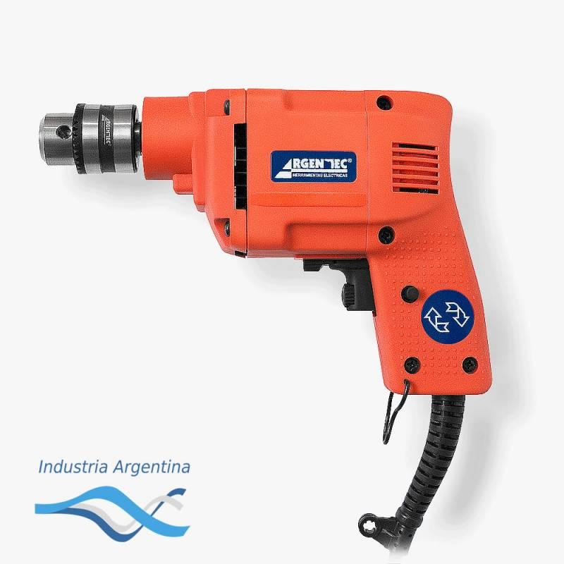 TALADRO 10 MM 400W V/V CI - AT400CI -- ARGENTEC
