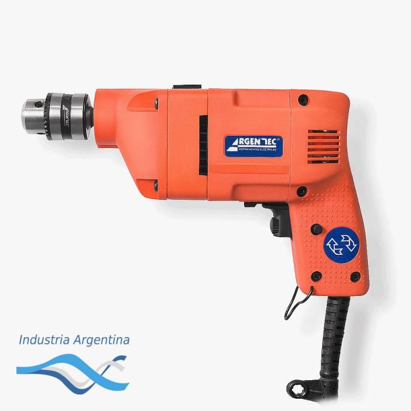TALADRO 10 MM 400W V/V CIP - AT400CIP -- ARGENTEC