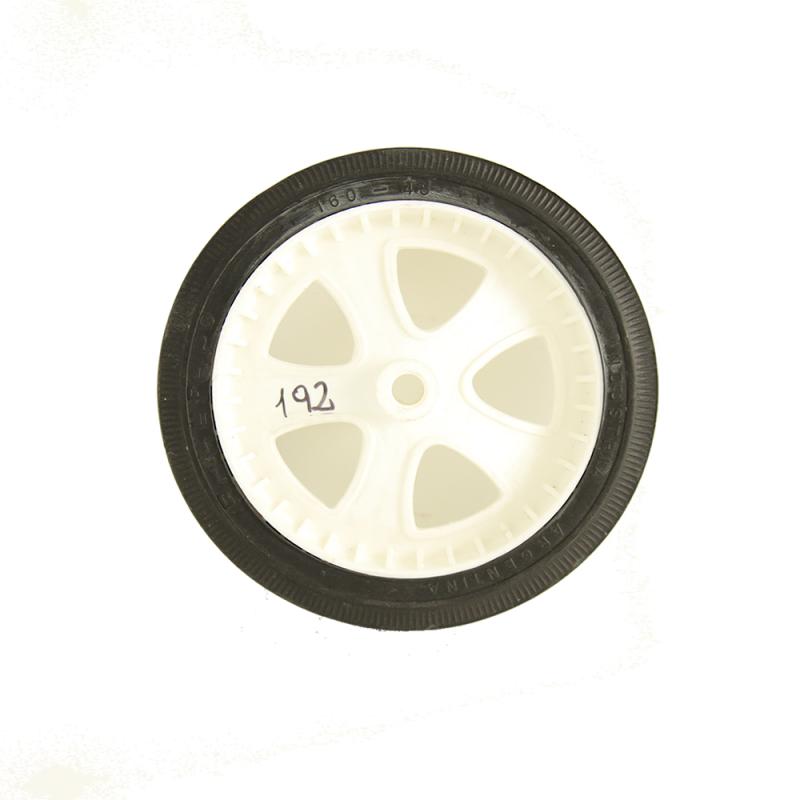 RUEDA 160MM SCHAFFER BLANCA COD.192 -- BH