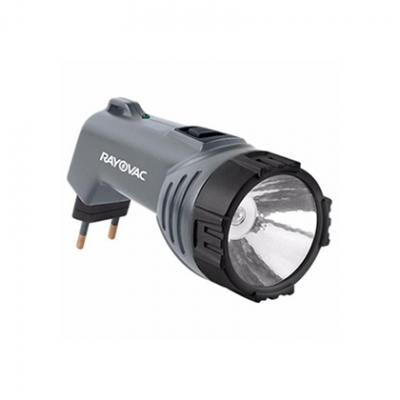 LINTERNA SUPERLED RECARGABLE 1LED -- RAYOVAC