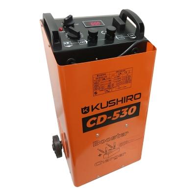 CARGADOR ARRANCADOR 500 AMP 12 / 24 V -- KUSHIRO