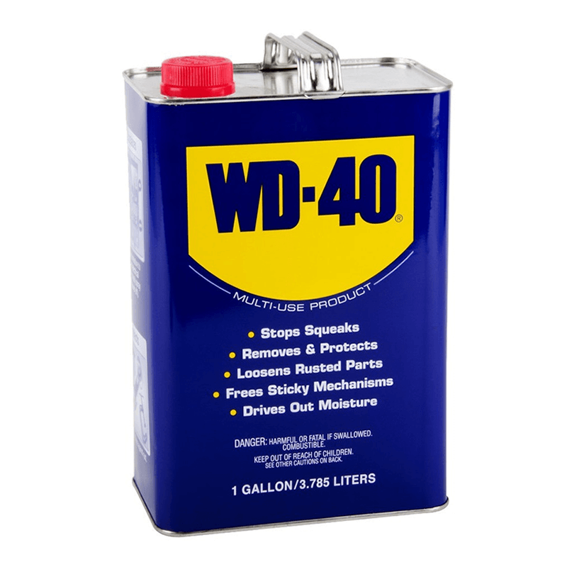 LUBRICANTE W D 40 LATA 1 GALON -- WD-40
