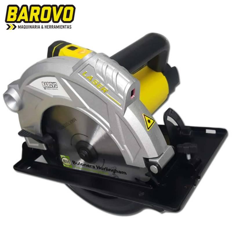 SIERRA CIRCULAR 9.1/4 2000W -- BAROVO