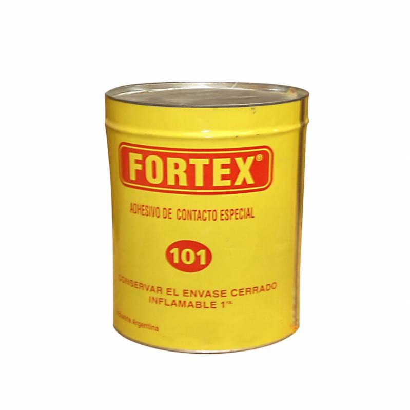 LATA 1 LT. ADH.CONTACTO -- FORTEX