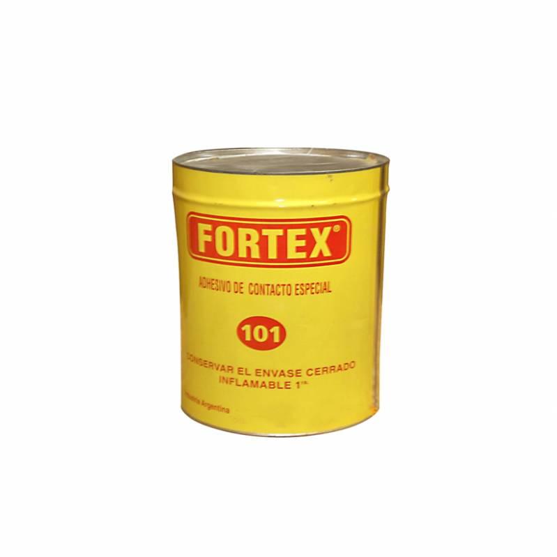 LATA 1/2 LTS. ADH.CONTACTO -- FORTEX