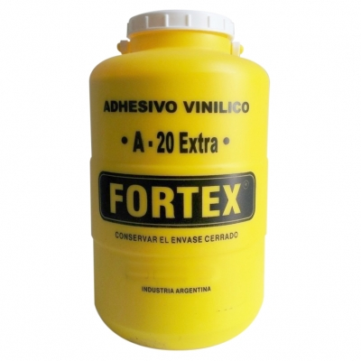 ADHESIVO VINILICO 6 KG. -- FORTEX