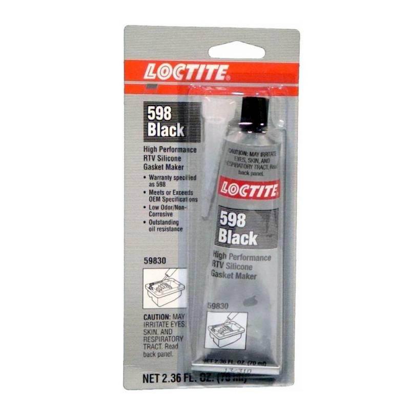 LOCTITE 598 BLACK 70 ML -- LOCTITE