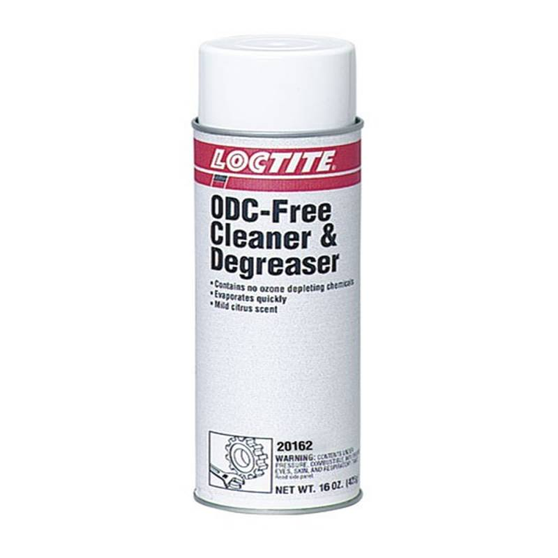 LOCTITE 20162 ODC-FREE CLEANER/DEGREASER -- LOCTITE