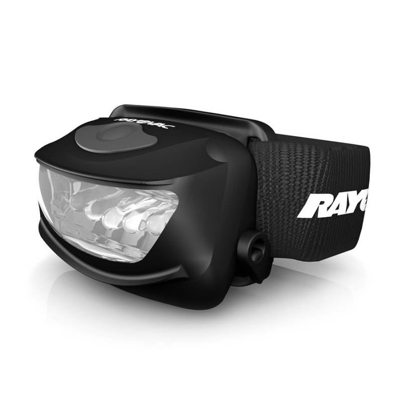 LINTERNA MANOS LIBRES 5 LED 3AAA 5LE HEADLIGHT -- RAYOVAC