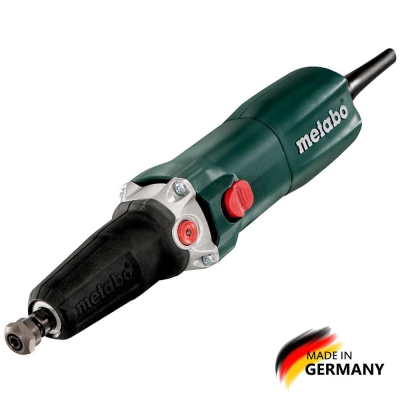 AMOLADORA RECTA CUELLO LARGO 710W 10000-30500RPM G710 -- METABO ALEMANA