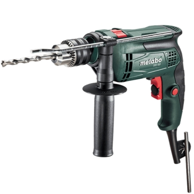 TALADRO 13 MM 650W SBE 560 V/V REV PERC -- METABO