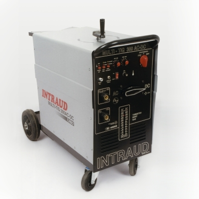 SOLDADORA TIG 300A MULTITIG-300 AC-DC -- INTRAUD **
