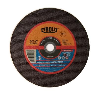 DISCO 230X1.9 X 22 O/A.PLANO SECUR -- TYROLIT